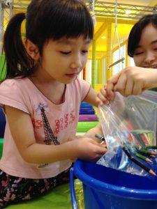 英語スクール 幼稚園児 サマースクール