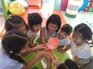 英語スクール 幼稚園クラス 英語教育 サマープログラム